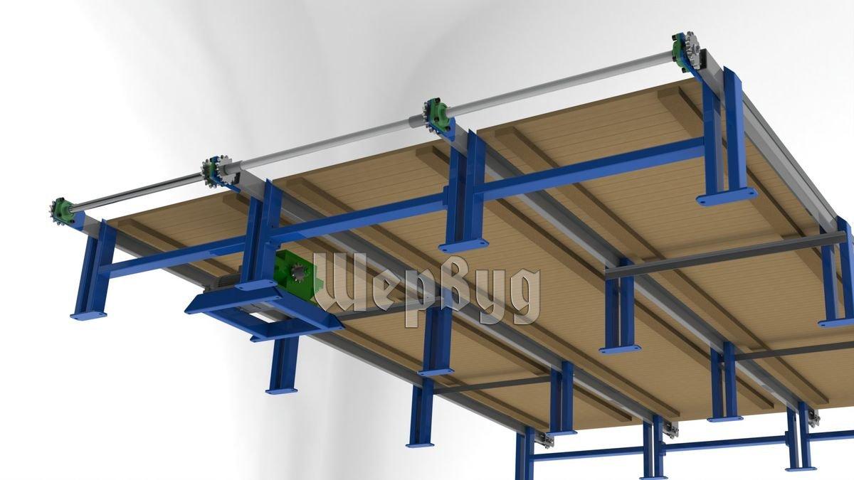 Поперечный транспортер для досок бу купить фольксваген транспортер т4 инструкция по эксплуатации