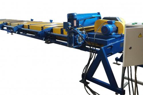 приводные рольганги для металлообработки